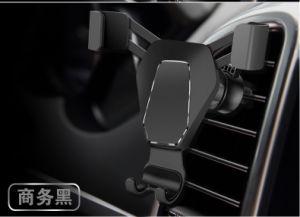 車の電話ホールダーブラケットの立場6インチの携帯電話のホールダー車のエア・ベントのホールダーサポート