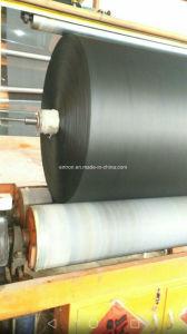 1890d/2 de zwarte Stof van het Koord van de Band van de Kleur Nylon Ondergedompelde
