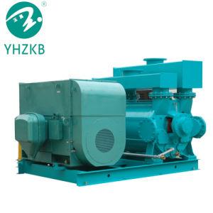 La capacidad 7500cbm/H de la bomba de vacío de anillo líquido