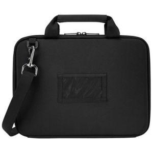 Résistant aux chocs Classic Noir Sacoche pour ordinateur portable sacs à main en cas d'EVA (FRT2-557)