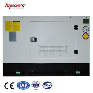 물 냉각되는 힘 전기 또는 산업 27 kVA 디젤 발전기
