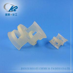 プラスチック共役リングによって活用されるリングPPのPE、PVC、CPVCのPVDF任意化学タワーのパッキング