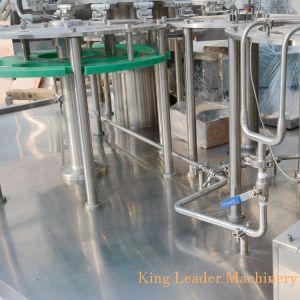 Het Vullen van de Drank van het sap Machine/Hete Dranken die Verpakkende Lijn bottelen