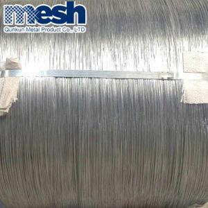 Мягкий оцинкованных 18манометр обязательного проволоки или оцинкованной стальной проволоки для Шри-Ланка