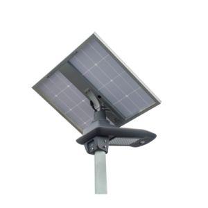 2018年のシンセン中国の製造者は50ワットIP65屋外LEDの太陽街灯を防水する