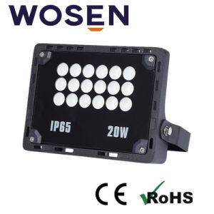 Ce RoHS montaje exterior proyector LED 30W