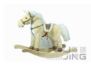 Caballito de madera al aire libre niños bebé Juguetes Hípica
