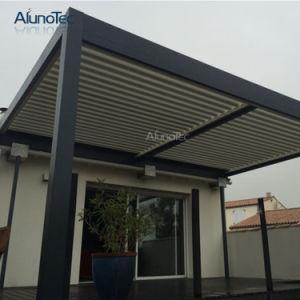 Het nieuwe Waterdichte Aluminium Gazebo van het Ontwerp met de Sensor van de Regen