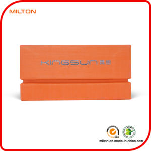 A impressão de cor laranja personalizado Caixa de oferta para o telemóvel/Produtos Electrónicos