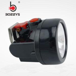 Сигнал светодиода шахтеров предохранительный колпачок лампы с использованием библиотеки ATL батарей