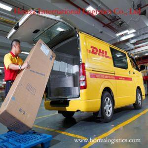 DHL UPS FedEx TNT Express à partir de Shenzhen et Guangzhou/Xiamen/Shanghai pour la Belgique
