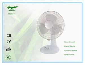 12インチ3の速度の移動価格のホームのための携帯用ファン扇風機の机のファン表ファン
