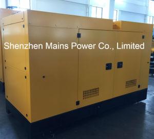 110kVA UK Perkin generador diesel Super Silencioso generador de Perkin