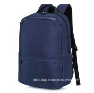Lienzo personalizado Mochila para portátil cargador USB bolso, mochila antirrobo