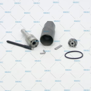 Injector de combustível Denso 095000-8650 Erikc 23670-0L070 23670-30370 23670-30240 Bico de Kits de Reparo Dlla155P1062 para Toyota Hiace 2KD-FTV