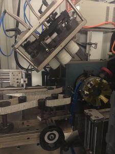 기계를 인쇄하는 6개의 색깔 컵 압박
