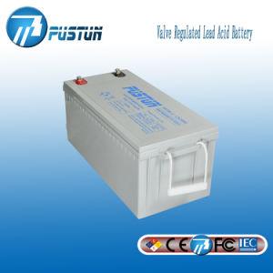 12V200ah/12V150ah/12V100ah VRLA свинцово-кислотные AGM ИБП промышленных систем хранения аккумуляторной батареи