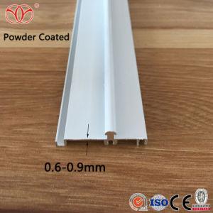 Perfil de CNC de aluminio para puertas