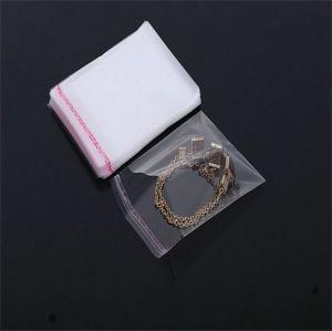 Les manchons en plastique transparent est l'OPP sac sacs opp OPP Manchon manchons de l'OPP unique auto-adhésif
