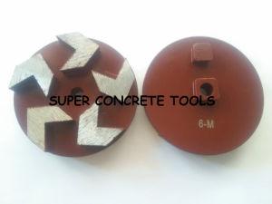 Disco del diamante dell'obbligazione del metallo di Seg delle 5 frecce per Prepmaster