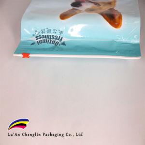 La Junta Four-Sides bolsa de embalaje a prueba de humedad/desechables para alimentos para mascotas