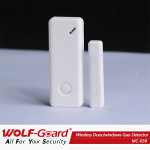 868 Мгц/433 Мгц GSM домашней системы охранной сигнализации с ЖК-экраном и голосовой связи
