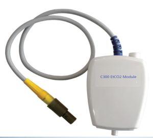 Bajo flujo lateral de ETCO2 externo para el módulo de monitor de paciente (C300)