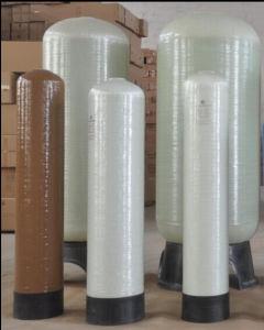 1665 FRP réservoir en fibre de verre pour le système RO de l'eau industrielle