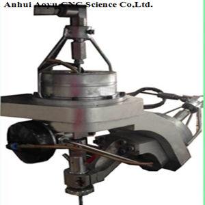 Metal 3D MachiningのためのAy5020uの5軸線6000psi CNC Water Jet/Waterjet Cutting Machine