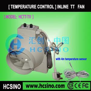 温度の速度制御のファン(HCTT-TV)