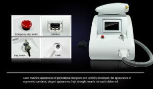 最も新しいレーザーの入れ墨の取り外しシステムND YAGレーザーの入れ墨の取り外しの美装置Mslyl02