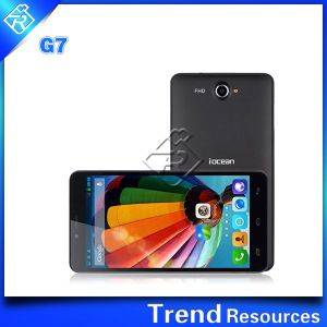 2014 Iocean Original G7 2GB de RAM 16GB ROM Octa Core Mtk6592 de 1,7 Ghz Smart Phones 6.44 1920x1080p