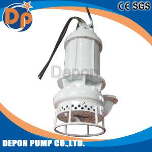 8  de la rivière de la pompe submersible drague jet de sable pour un volume élevé
