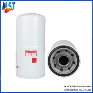 Масляный фильтр Lf670 для Fleetguard 3313287 масляного фильтра для двигателей Cummins