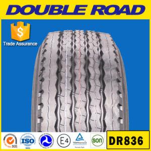 Schlauchloser Radial-LKW-Reifen doppelte der Straßen-Marken-preiswertester Gummireifen-11r22.5 11r24.5 215/75r17.5 225/70r19.5