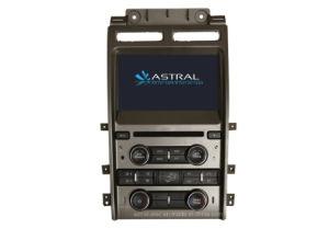 2 Sistema de Navegação GPS veicular DIN para a Ford Taurus (Oriente Médio)