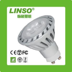 Punkt-Licht FCC-GU10 3x1w LED