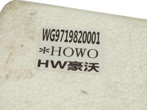 Pompa di olio aumentante della carrozza dei ricambi auto di alta qualità HOWO
