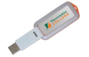 Рекламные деловых обедов флэш-накопитель USB с шестигранной головкой и стиль