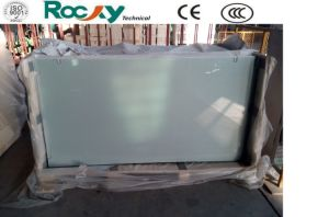 Construção de vidro temperado 4 mm e vidro de mobiliário