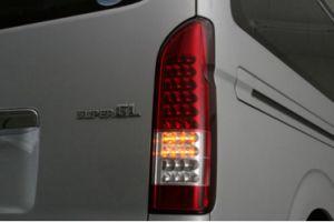 Carro de LED de luz para a Toyota Hiace 12V lâmpada LED traseira