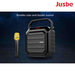 Sk 100 옥외 휴대용 무선 스피커 Bluetooth 트롤리 스피커 FM 조율사
