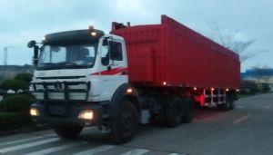 2018 de Vrachtwagen LHD en Rhd van de Tractor van Beiben 6X4 320HP