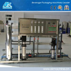 RO Machine van de Behandeling van het Water van de Generator van het Ozon van de omgekeerde Osmose het de UV/Systeem van de Reiniging van het Water