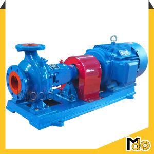 Pompa ad acqua centrifuga di aspirazione orizzontale di conclusione del motore elettrico