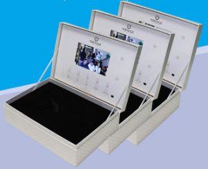 7inch LCD de VideoDoos van het Scherm met Haven USB
