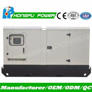 110kw 138kVA Deutz de energia em espera do conjunto de geradores diesel super silencioso
