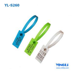 Guarnizione di plastica di obbligazione del contenitore di logistica in 260mm (YL-S260)