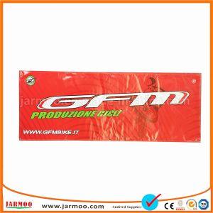 380GSM는 인쇄한 광고 매출 PVC 기치를 골라낸다