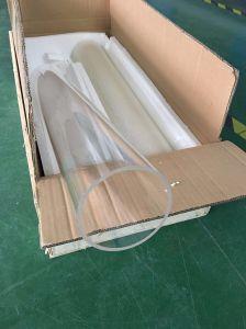 Tubo del quarzo e tubo di vetro del quarzo